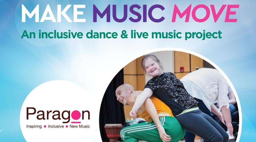Make Music Move: Summer School with Paragon Music | Mon 15